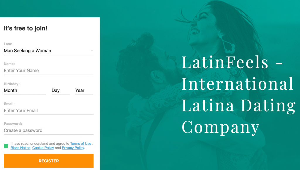 latinfeels registration