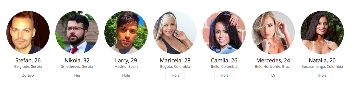 AmoLatina profiles